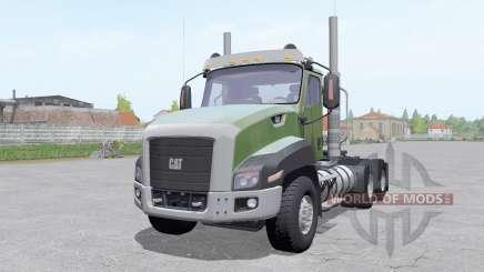 Caterpillar CT660 tractor 6x6 2011 для Farming Simulator 2017