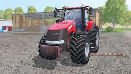 Case IH Magnum 380 double wheels для Farming Simulator 2015