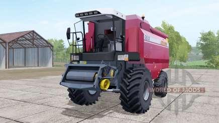 Палессе GS10 ненасыщенно-розовый для Farming Simulator 2017