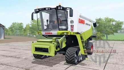 Claas Lexion 600 crawler для Farming Simulator 2017