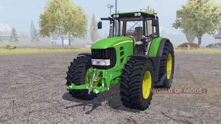 John Deere 7530 Premium 2007 для Farming Simulator 2013
