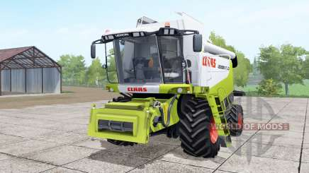 Claas Lexion 550 interaktive steuerung для Farming Simulator 2017