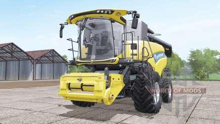 New Holland CR9.75 для Farming Simulator 2017
