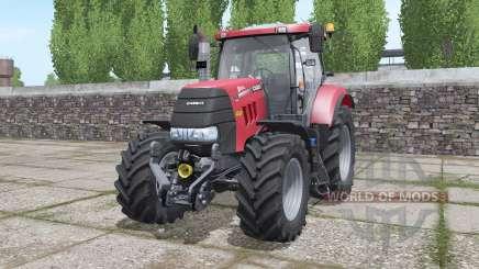 Case IH Puma 145 CVX configure для Farming Simulator 2017