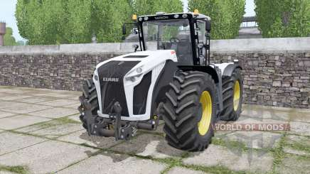 Claas Xerion 5000 Trac VC design selection для Farming Simulator 2017