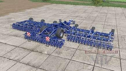 Kockerling Allrounder 1450 для Farming Simulator 2017