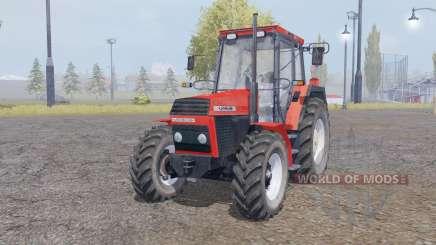 Ursus 934 animation parts для Farming Simulator 2013