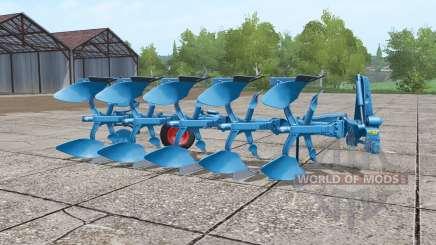 Lemken Juwel 7 5 furrows для Farming Simulator 2017