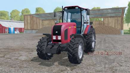 Беларус 2022.3 умеренно-розовый для Farming Simulator 2015
