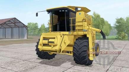 New Holland TR99 4x4 для Farming Simulator 2017