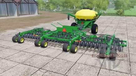 John Deere 1890 v1.1 для Farming Simulator 2017