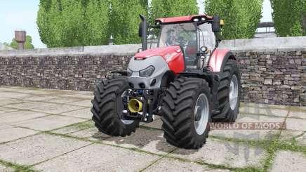 Case IH Optum 270 CVX design configurations для Farming Simulator 2017