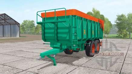 Aguas-Tenias TAT22 lime green для Farming Simulator 2017