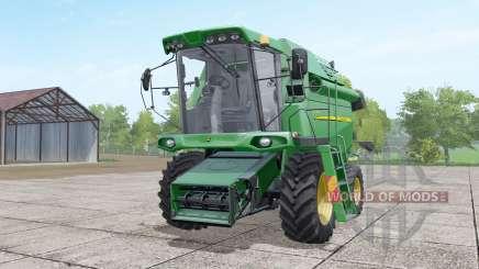John Deere W330 retexture для Farming Simulator 2017