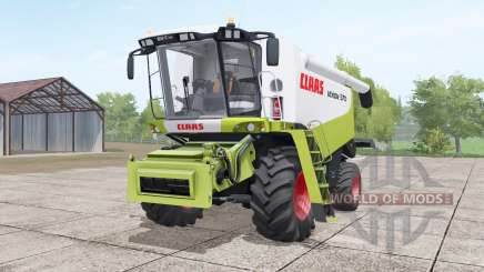 Claas Lexion 570 with headers для Farming Simulator 2017