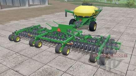 John Deere 1890 для Farming Simulator 2017