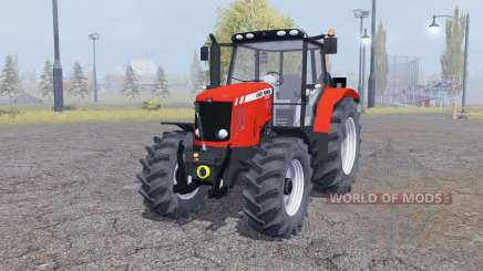 Massey Ferguson 5475 manual ignition для Farming Simulator 2013