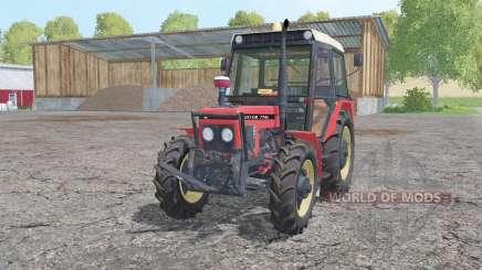 Zetor 7745 4x4 animation parts для Farming Simulator 2015