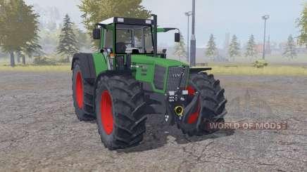 Fendt Favorit 824 Turboshift для Farming Simulator 2013