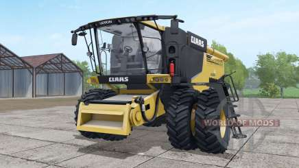 Claas Lexion 760 North America для Farming Simulator 2017
