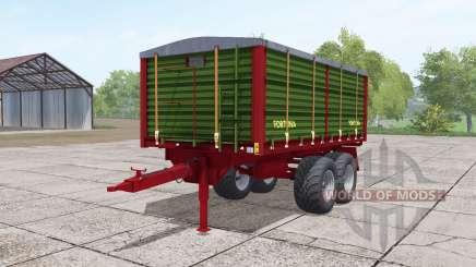 Førtuna FTD 150 для Farming Simulator 2017