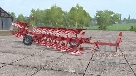 Kuhn Vari-Challenger 8 для Farming Simulator 2017