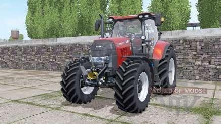 Case IH Puma 165 CVX Stryker Red для Farming Simulator 2017