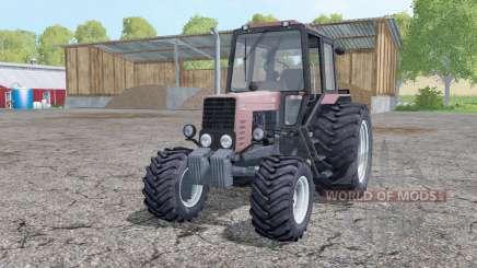 МТЗ 82.1 Беларус анімація частин для Farming Simulator 2015