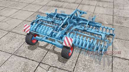 Lemken Heliodor 9-600 KA v1.2.1 для Farming Simulator 2017