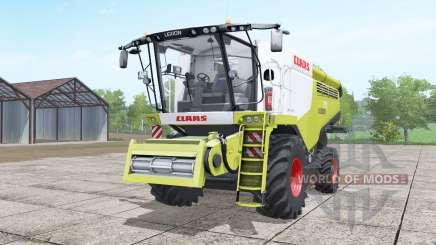 Claas Lexion 770 interactive control для Farming Simulator 2017