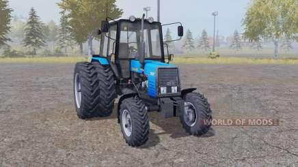 МТЗ 1025 Беларус задние спаренные колёса для Farming Simulator 2013