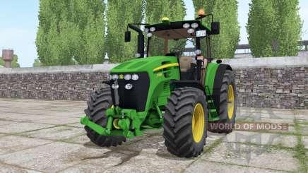 John Deere 7730 2007 для Farming Simulator 2017