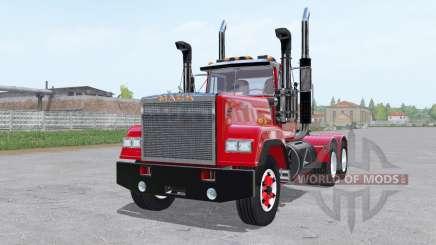 Mack Super-Liner Day Cab 1977 для Farming Simulator 2017
