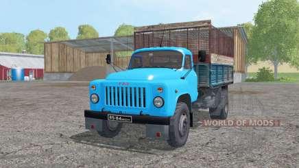 ГАЗ 53 4x4 силос для Farming Simulator 2015