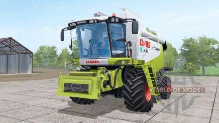 Claas Lexion 550 interactive control для Farming Simulator 2017