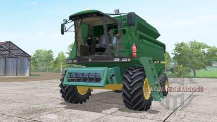 John Deere 2056 moving elements для Farming Simulator 2017