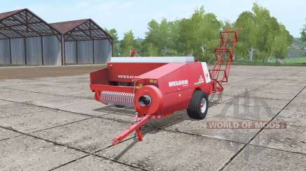 Welger AP730 v1.1 для Farming Simulator 2017