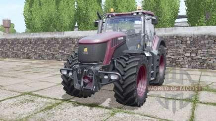 JCB Fastrac 8310 dual rear для Farming Simulator 2017