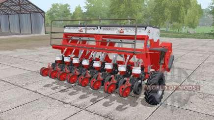 Semeato Personalle Drill 21 для Farming Simulator 2017