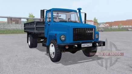 ГАЗ 3307 1993 для Farming Simulator 2017