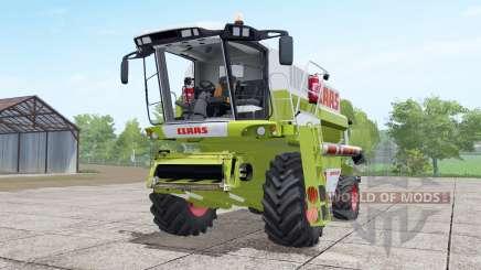 Claas Dominator 208 Mega interactive control для Farming Simulator 2017