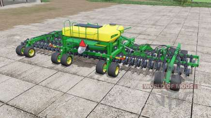 John Deere 1990 CCS v1.1 для Farming Simulator 2017