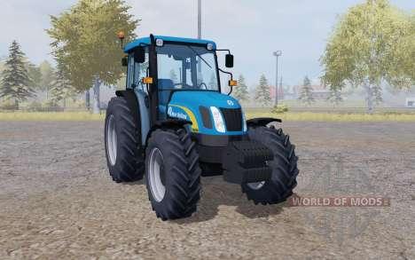 New Holland T4050 для Farming Simulator 2013