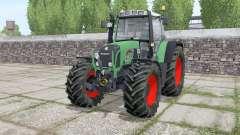 Fendt 716 Vario TMS Continental wheels для Farming Simulator 2017