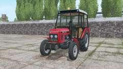 Zetor 7011 with weight для Farming Simulator 2017