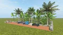 Fruit Farm - Coconut and Banana для Farming Simulator 2017