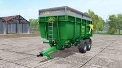 ZDT Megᶏ 20 для Farming Simulator 2017