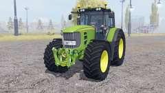 John Deere 7530 Premium animation parts для Farming Simulator 2013