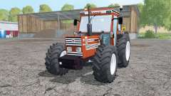 Fiat 85-90 1989 loader mounting для Farming Simulator 2015