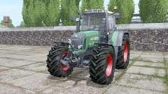 Fendt 716 Vario TMS tyre selection для Farming Simulator 2017